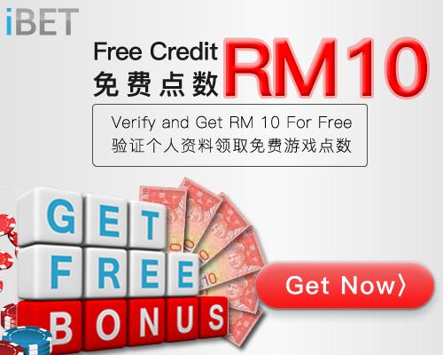 Free Credit No Deposit Casino Malaysia