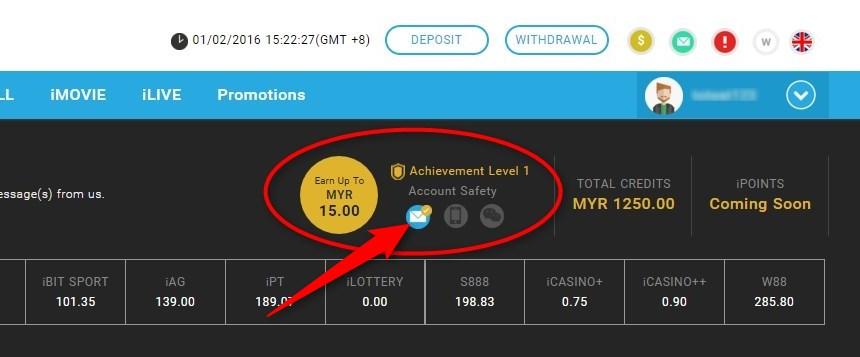 Casino Malaysia Verify E-Mail to get Bonus-5