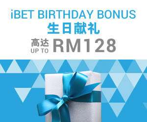 Casino Malaysia iBET Birthday Gift for you (2)