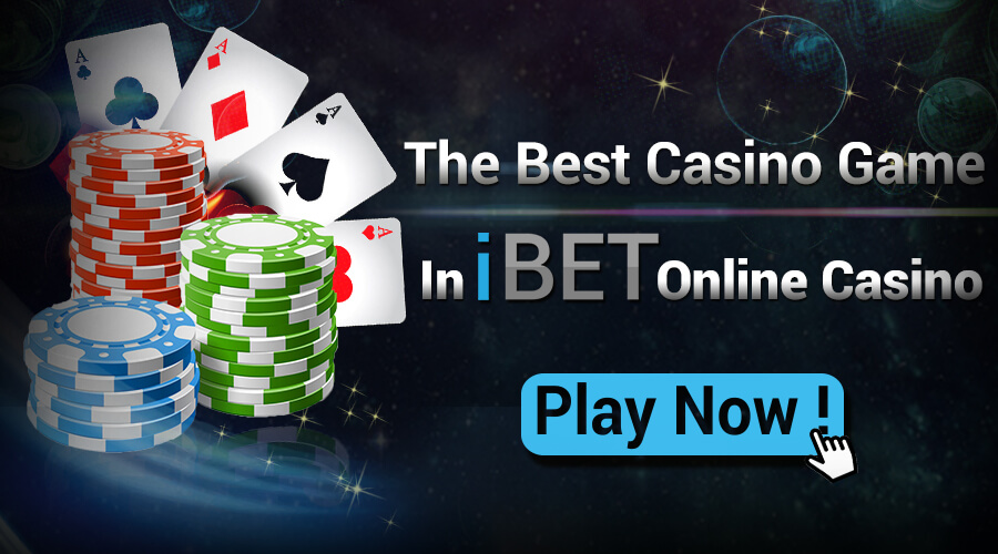 The Best Casino Game In iBET online Casino