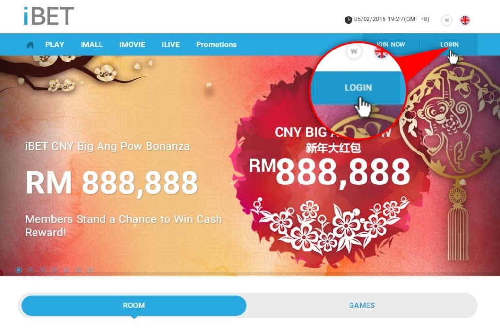 Verify Wechat and Get RM15 in IBET Casino!1