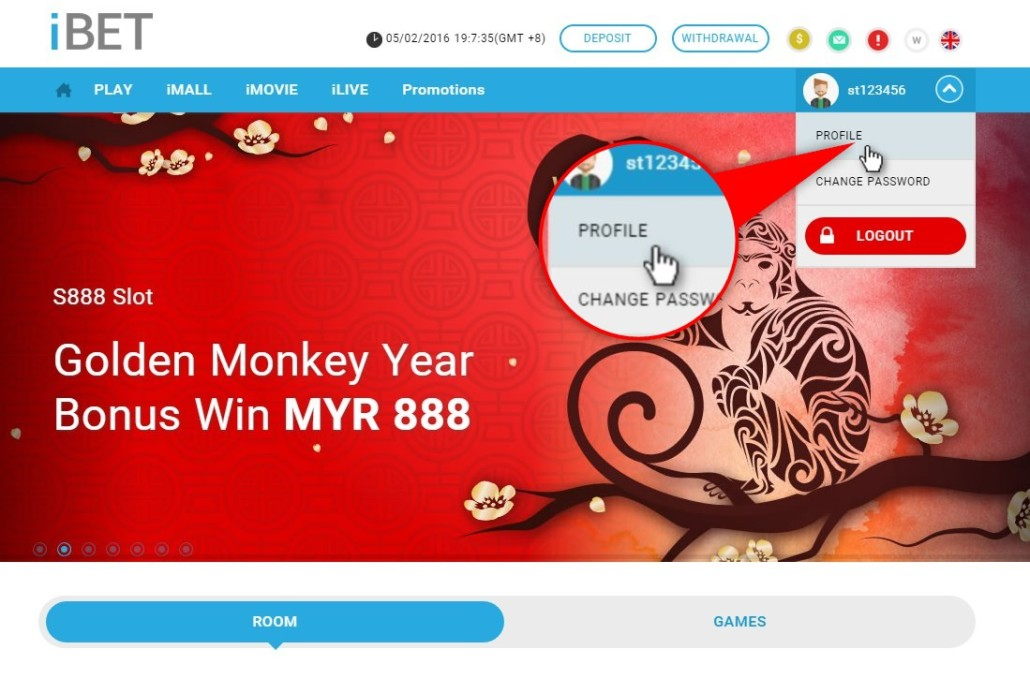 Verify Wechat and Get RM15 in IBET Casino!2