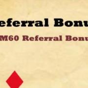 Gobet88 Casino Malaysia Referral Bonus.