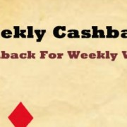Gobet88 Casino Malaysia Weekly Cashback.