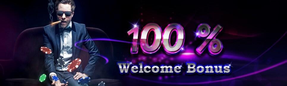 Mudahbet Casino Malaysia Welcome Bonus 100