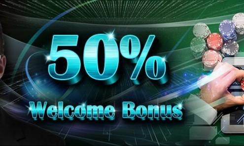 Mudahbet Casino Malaysia Welcome Bonus 50