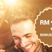 iBET Casino Malaysia Free RM38 Referral Bonus Promotion