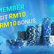 Casino Malaysia new members free bonus