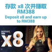 iBET Casino Malaysia Deposit Bonus Free Up to RM388