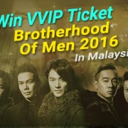iBET Casino Malaysia Win Brotherhood of Men 2016