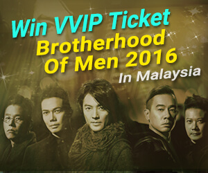 iBET Casino Malaysia Win Brotherhood of Men 2016