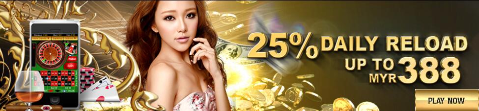 ggwin casino malaysia daily reload