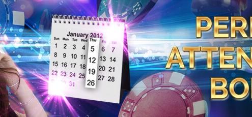 Regal88 Casino Online Malaysia Attendance Bonus
