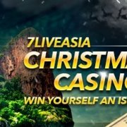 7liveasia Christmas Live Casino Tournament!