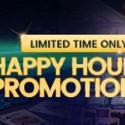GGWin Casino Malaysia 110% Happy Hours.