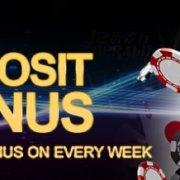 GGwin Casino Weekly 80% Deposit Bonus