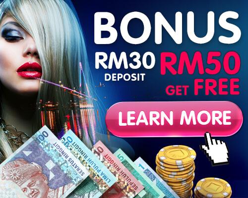 free casino bonus malaysia