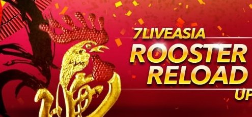 7liveasia Rooster Year Reload Special