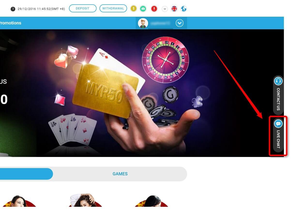 iBET Casino Malaysia Free Credit Ang Pao Tutorial