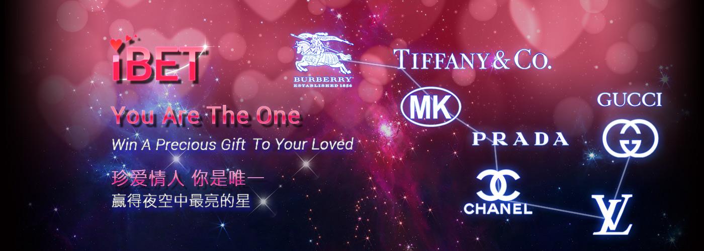 Happy Valentines Day Lucky Draw By iBET Casino Malaysia