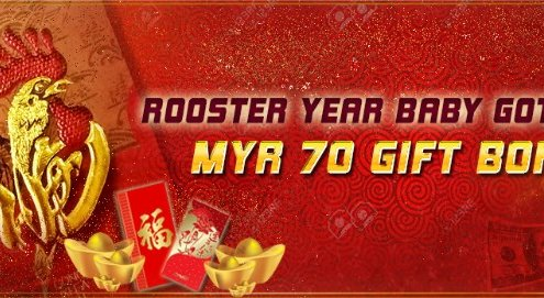 Arena777 Casino Malaysia Rooster Year Baby