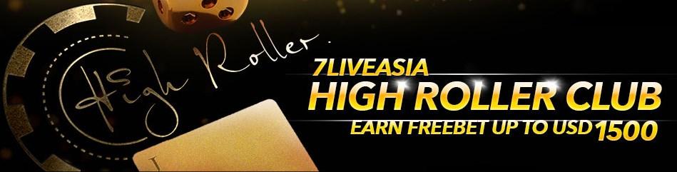 7liveasia Casino Malaysia High Roller Club