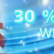 M8 Online Offer 30% Welcome Bonus