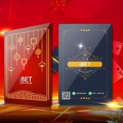 iBET Lucky Draw Poker Card Giveaway