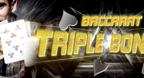 Arena777 Casino Malaysia Baccarat Triple Bonus