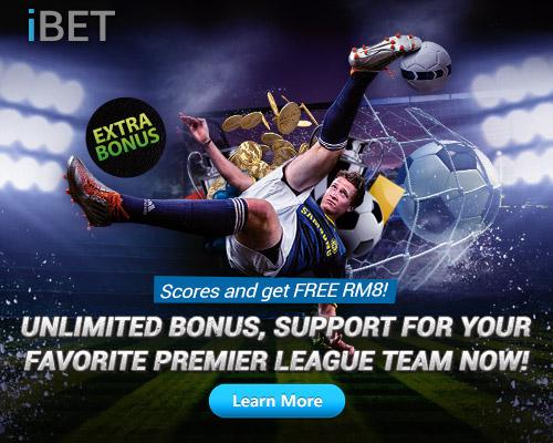 Scores and Get Free RM8! Unlimited Bonus, Support For Your Favorite Premier League Team Now!-500x400-en